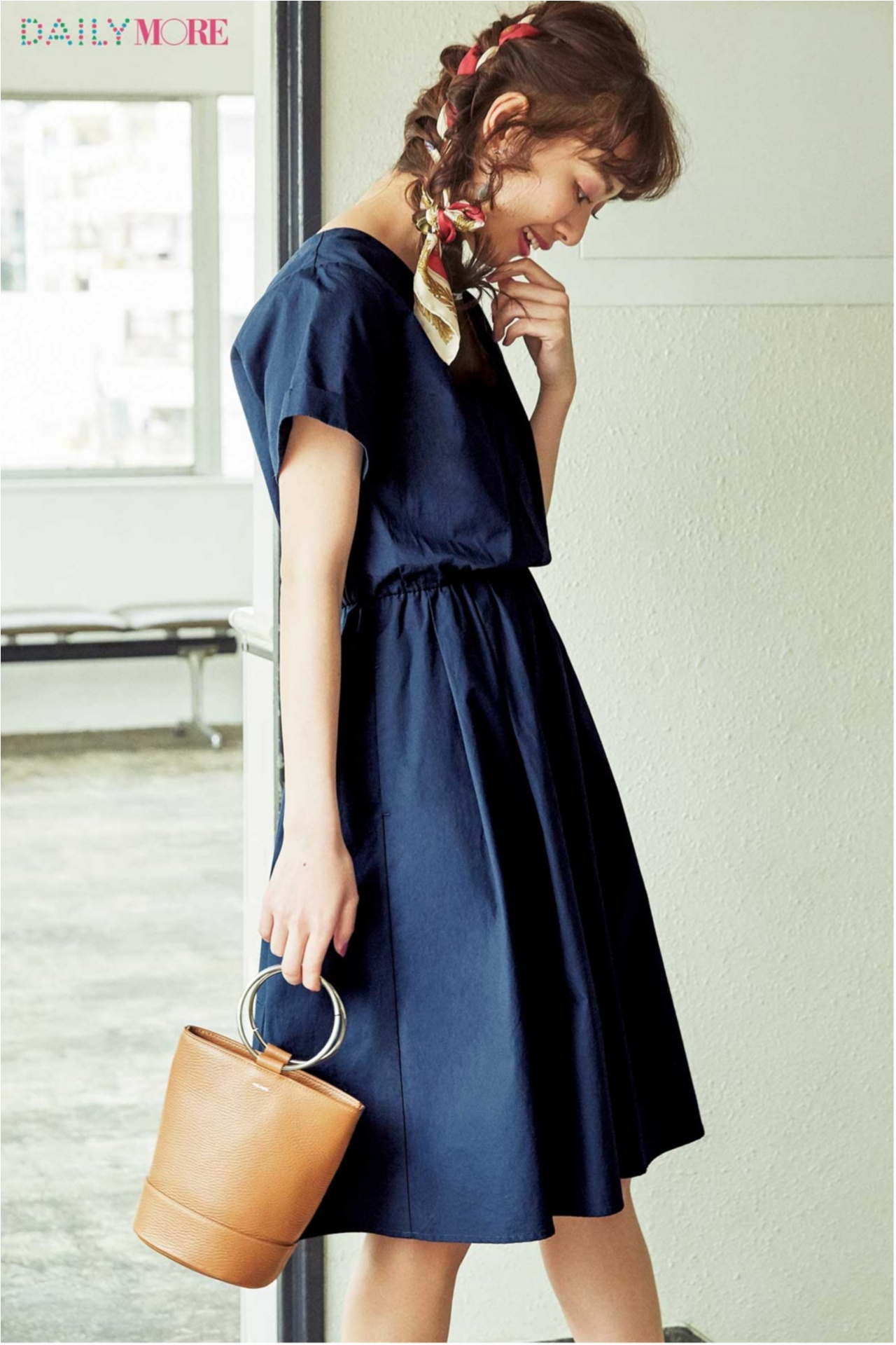 楽してかわいく夏らしく♪ 「サマードレス」コーデまとめ♡_1_18