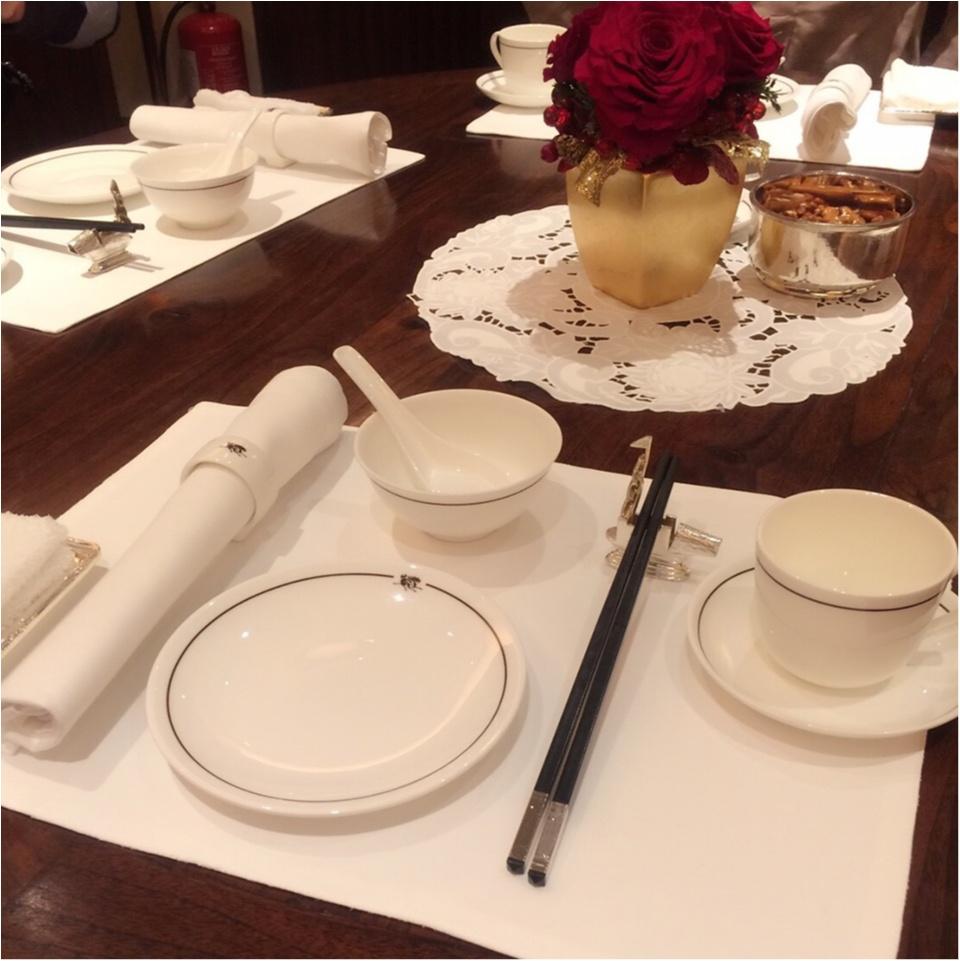 【vacation】香港のラグジュアリー飲茶ランチはThe Peninsula Hong Kongで!♡_1