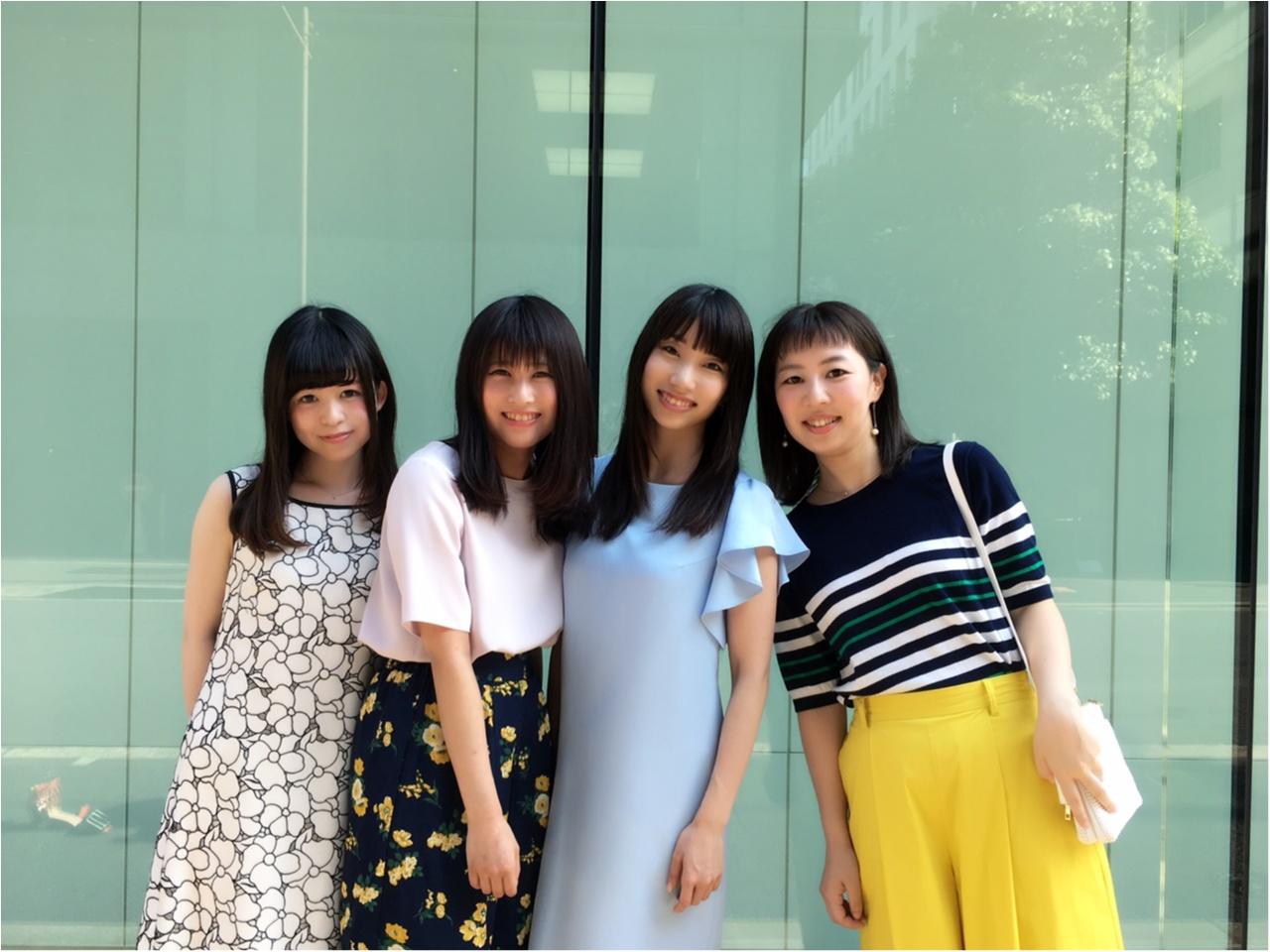 初夏におすすめしたい♡3つのコーデをご紹介しちゃいます!_4