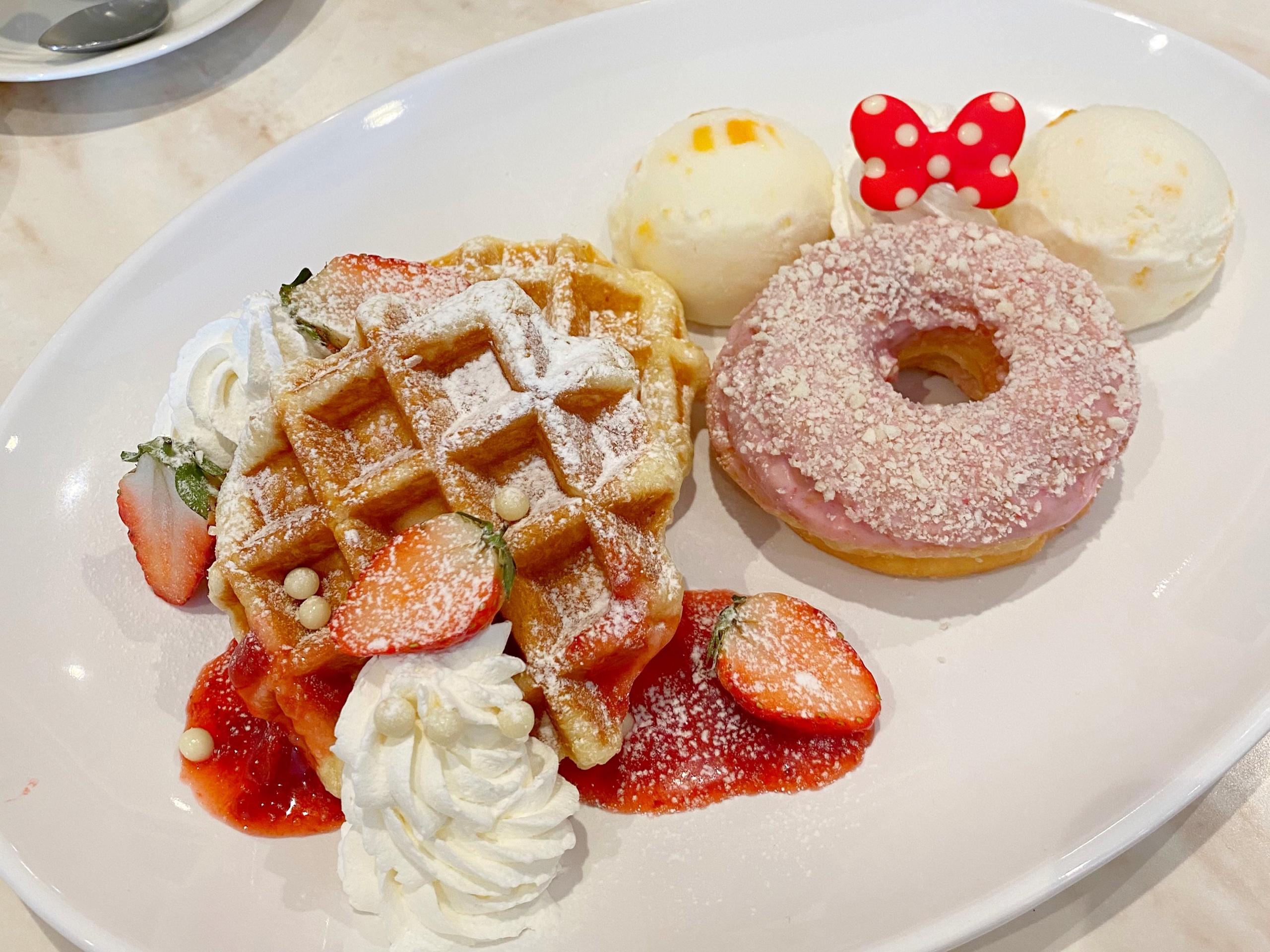 ディズニーランドに行ったら必ず食べたい!可愛すぎる限定スイーツ❤︎_1
