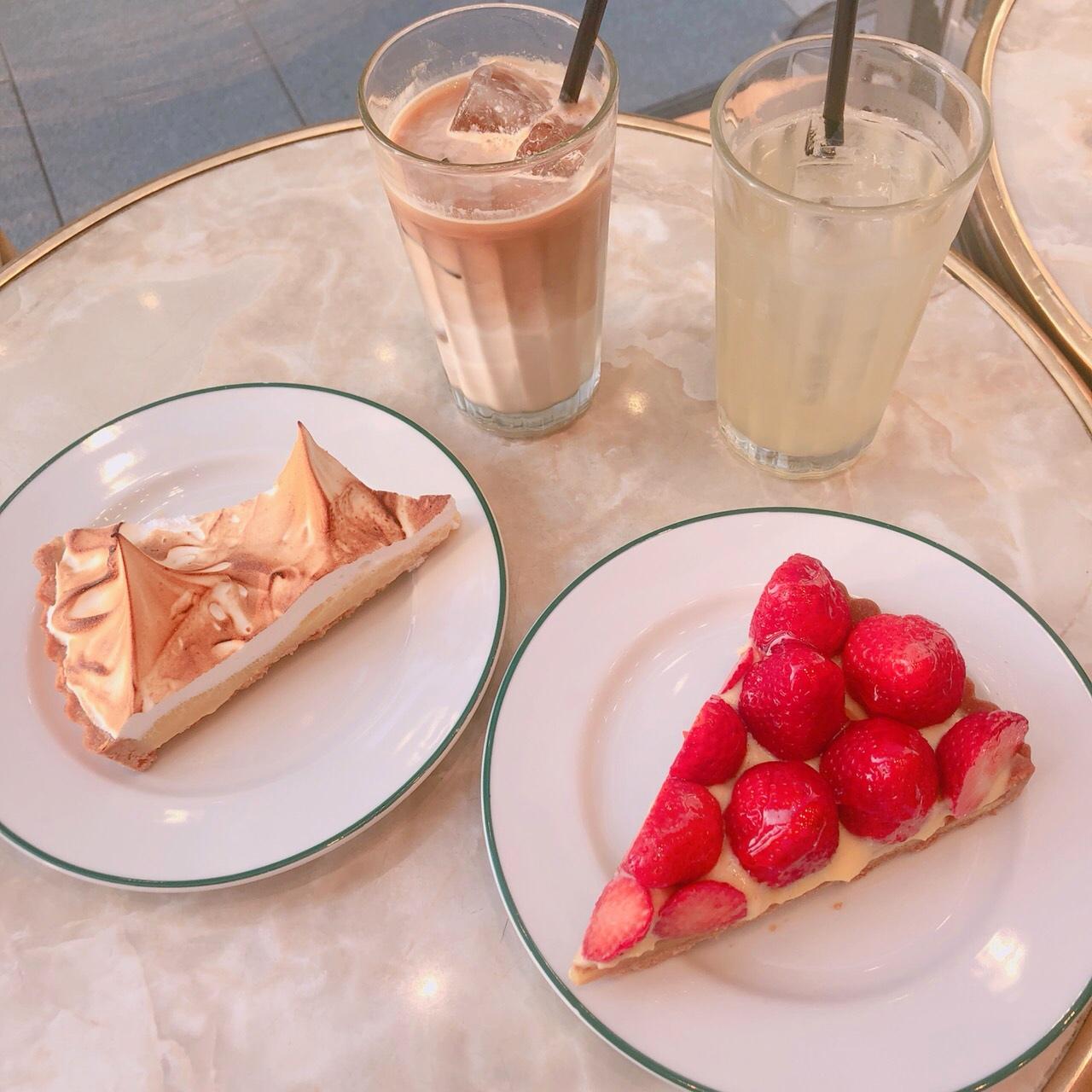 大阪のパリで名物レモンタルトを♡都会の中でもフランスの気分が楽しめるお店♡_1