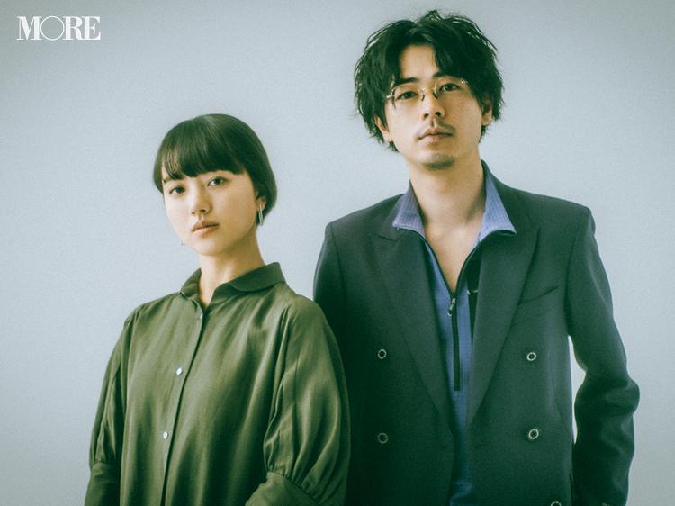 MORE4月号掲載企画。成田 凌さん・清原果耶さんインタビュー