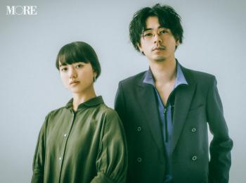 【成田 凌さん・清原果耶さんインタビュー】映画『まともじゃないのは君も一緒』で共演