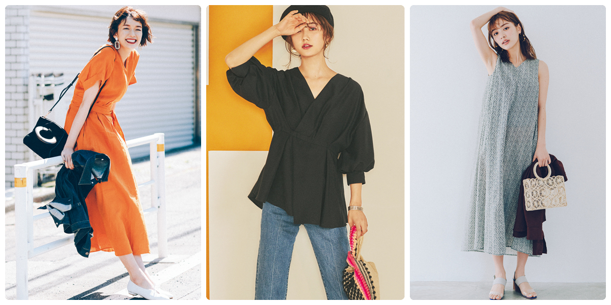 20代レディースの夏ファッション特集《2019年版》 - ワンピースやTシャツなどおすすめコーデは?_1