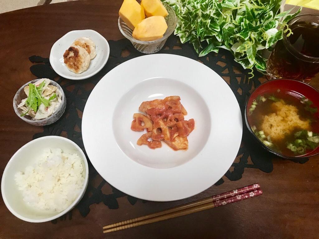 【今月のお家ごはん】アラサー女子の食卓!作り置きおかずでラク晩ご飯♡-Vol.10-_9