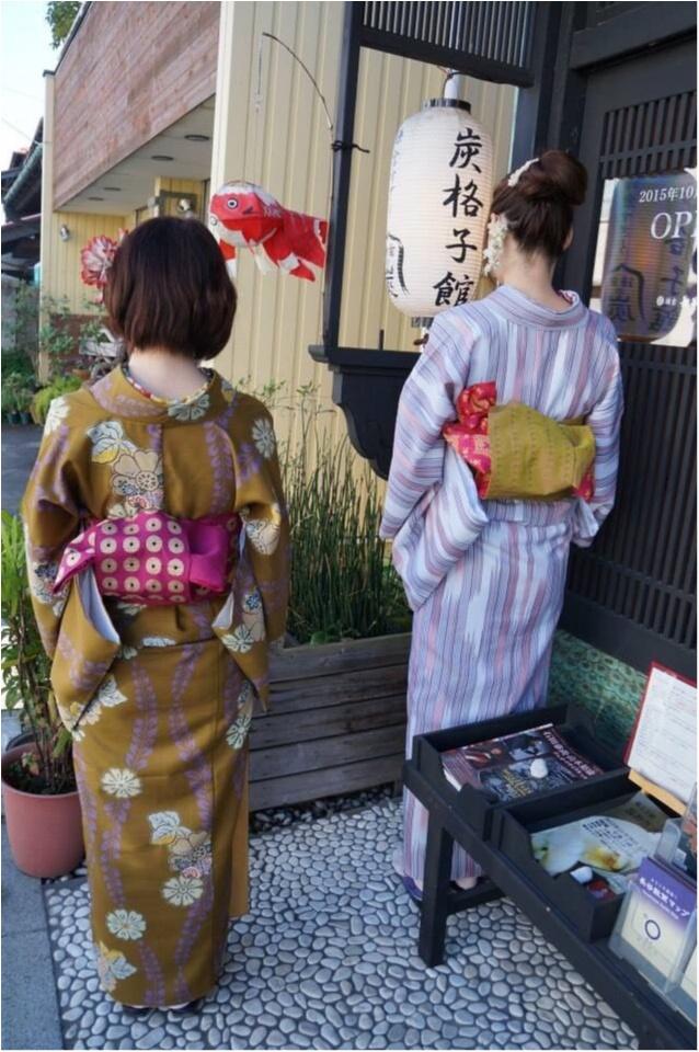 …ஐ 紫陽花がキレイな古都鎌倉を2倍楽しむ着物散策のススメ♡ ஐ¨_3
