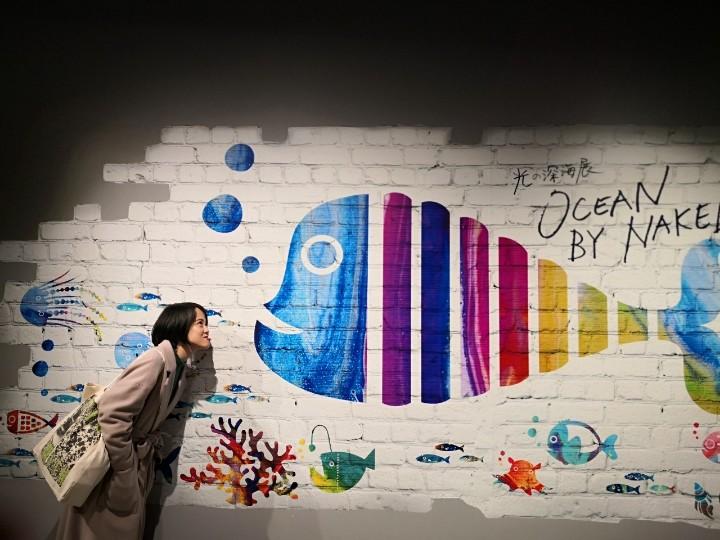 「OCEAN BY NAKED 光の深海展」デジタルアートで手軽に癒しと映え♡_6