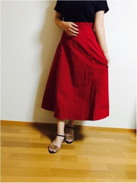【index】2wayで着られる《リボン付きフレアスカート》着回しやすさ◎です!_7