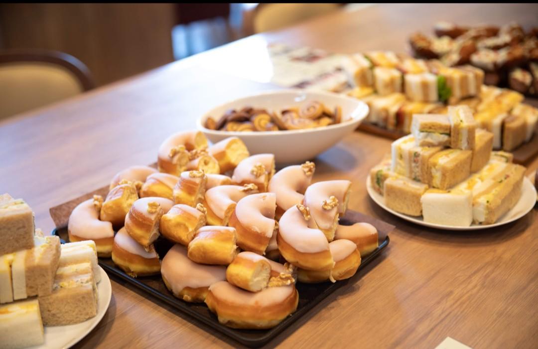 【11/13open】南町田グランベリーパークのTULLY'S COFFEEへ一足先におじゃましました【東京ママパーティー】TULLY'S COFFEEのホリデーシーズンのメニューを堪能!_8