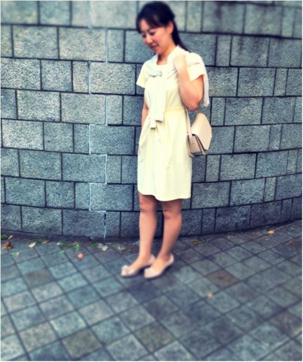 オフィスで映画「美女と野獣」ベル風ファッション★_8