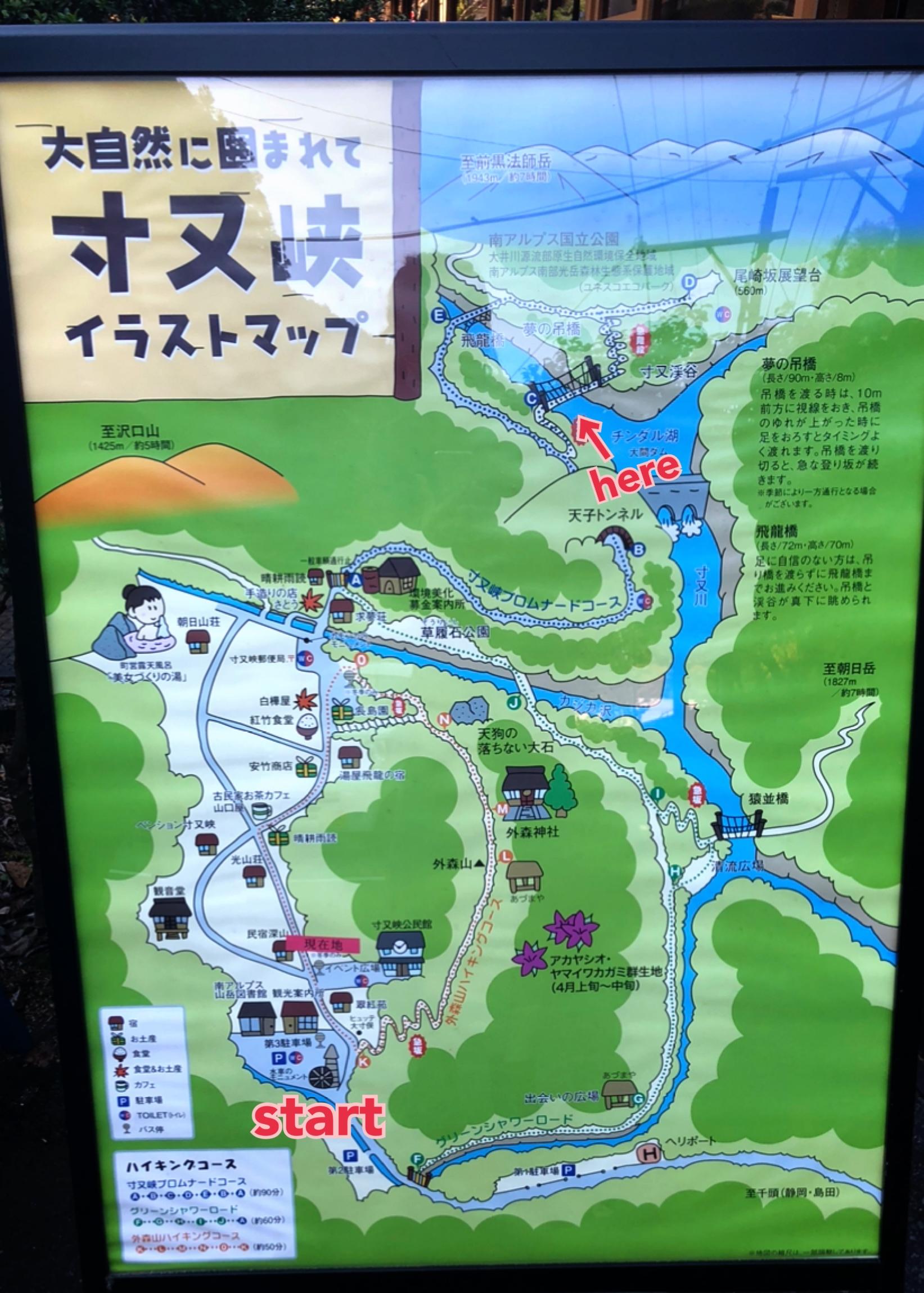 【#静岡】《夢の吊り橋×秋・紅葉》美しすぎるミルキーブルーの湖と紅葉のコントラストにうっとり♡湖上の吊り橋で空中散歩気分˚✧₊_2