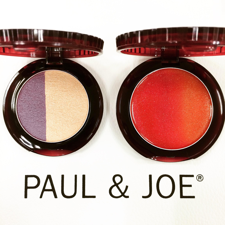 『ポール&ジョー』のリップグロス&アイカラーで彼をドキッ❤とさせちゃって!_1