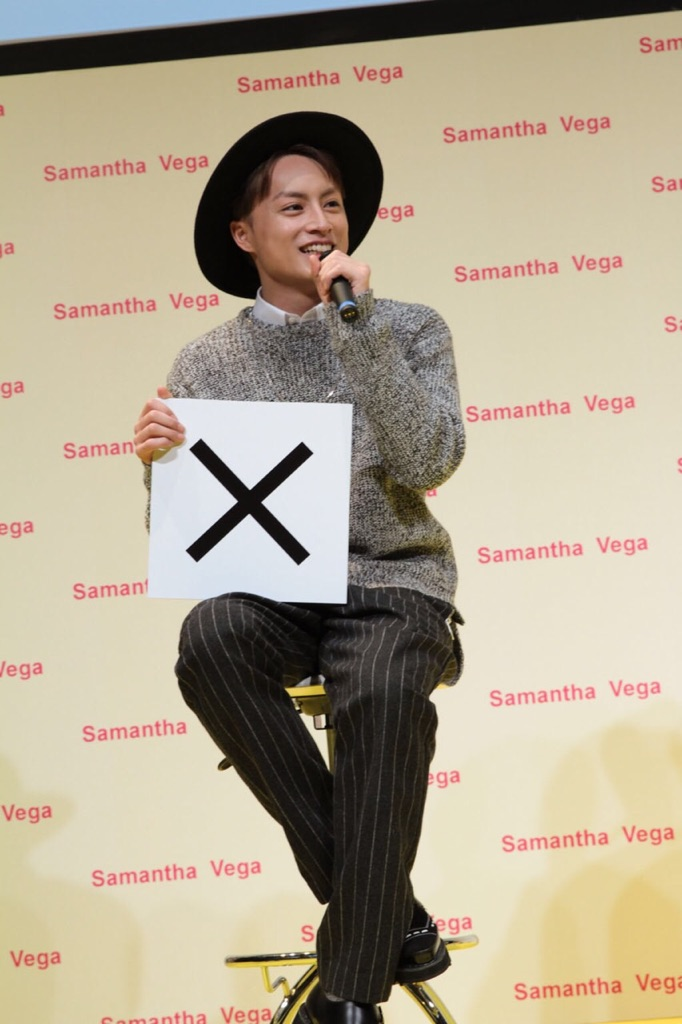 『サマンサベガ』新CMイベントにGENERATIONS from EXILE TRIBEが登場!_4