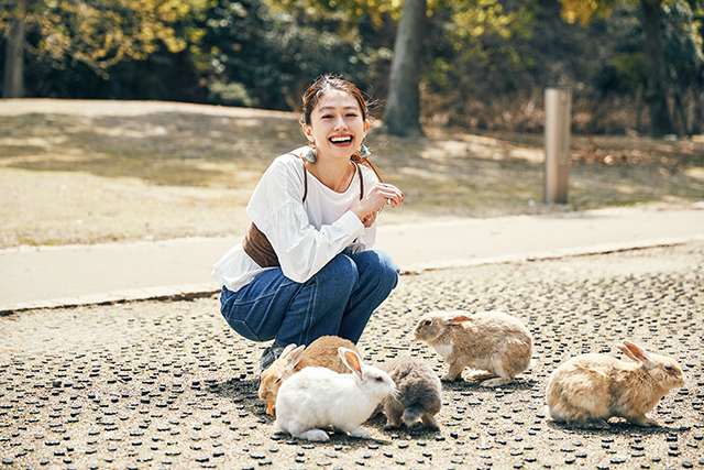 【広島女子旅】猫の尾道とうさぎの大久野島。可愛いおいしいインスタ映えな1 泊2日旅行_24