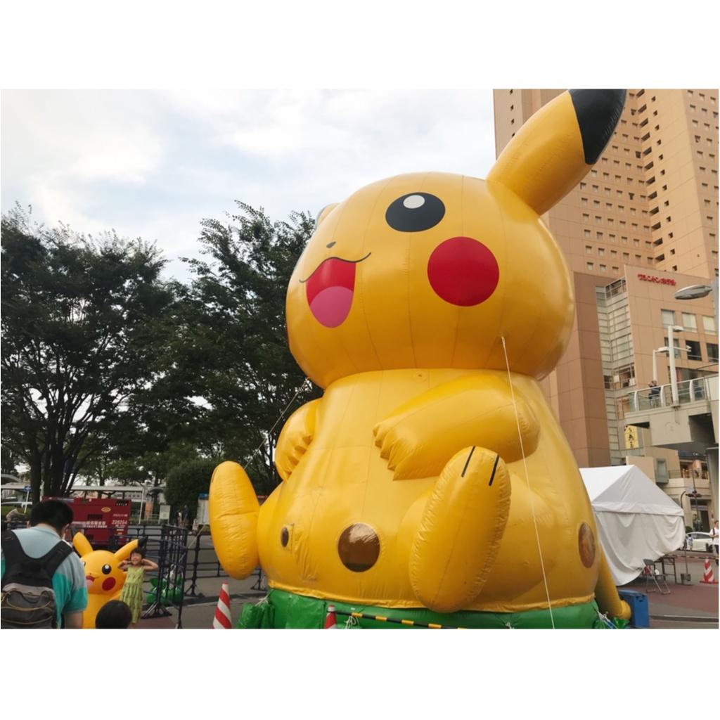 【ピカチュウ大発生2018】横浜みなとみらい一大イベント!あなたもピカチュウに??_1