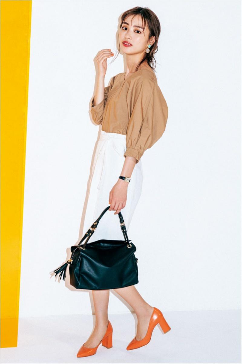 オフィスカジュアル,袖コンシャス,デート,かき氷の日,今日のコーデ,ファッション