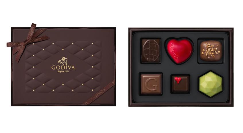 バレンタイン=『ゴディバ』の季節到来! 宝石のようなコレクションは、贈る側だって楽しい♡_1_2