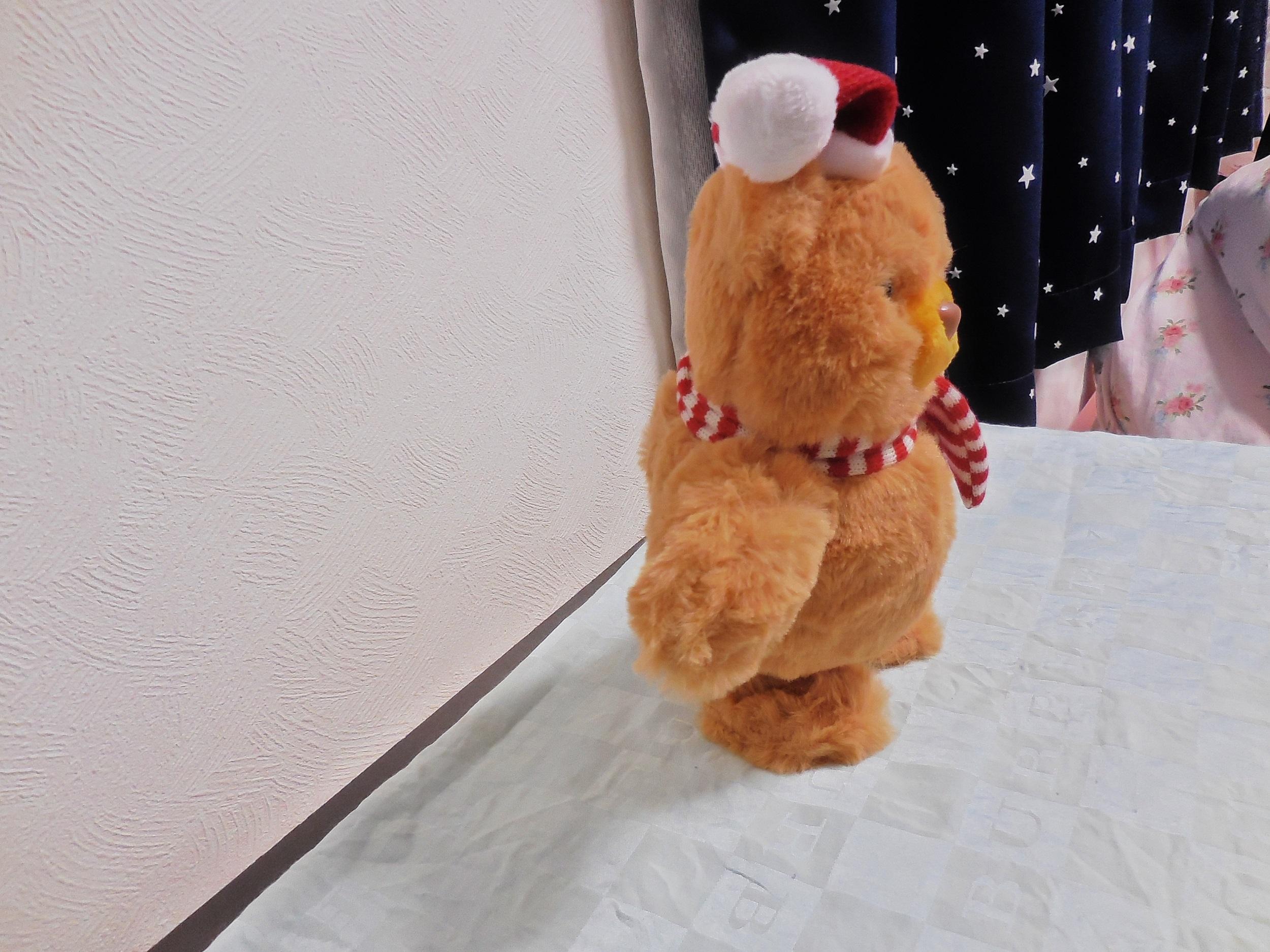【カルディ】史上最強にかわいいクリスマストコトコベア_3