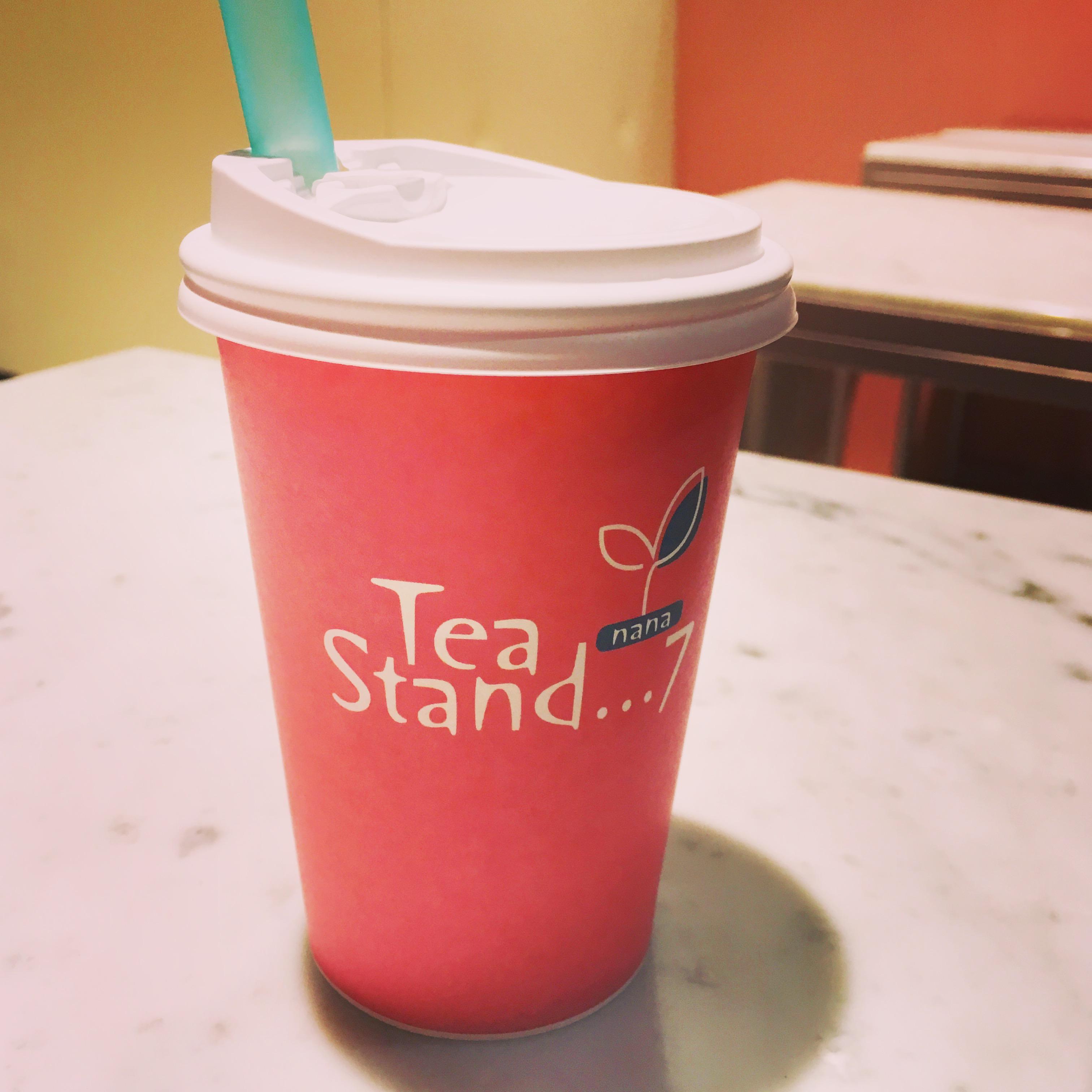 """ピンク尽くしのキュートなカフェ""""Tea Stand 7""""へ乙女のクリスマスケーキ食べに行ってきました!♡_5"""