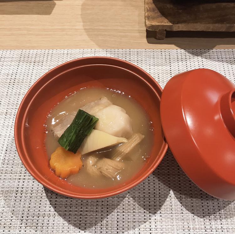 【金沢旅行】加賀屋旅館での夕食_6
