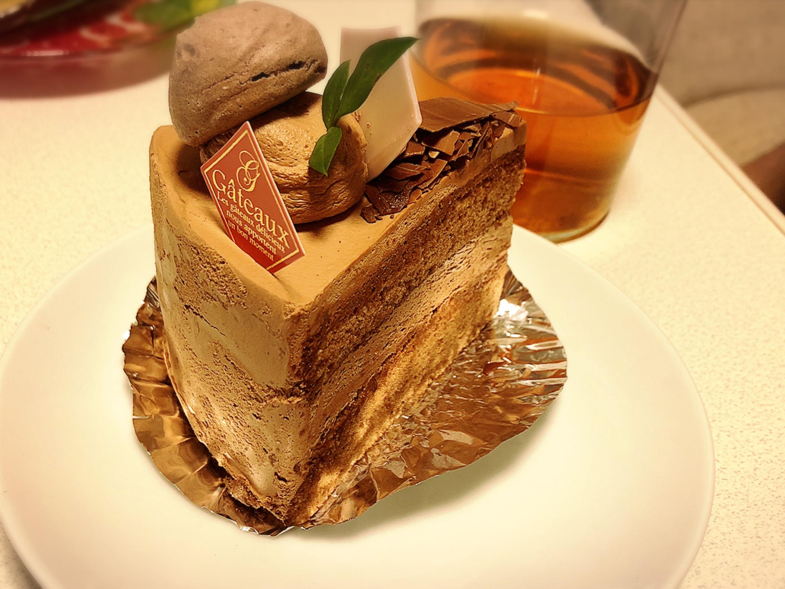 【静岡で美味しいケーキ屋さん♡】超美味ティラミスタルト〜( ´ ▽ ` )_6