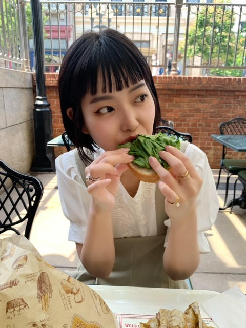 【ディズニーシーに行ったらマストで食べて!】ホットサンド!!_2