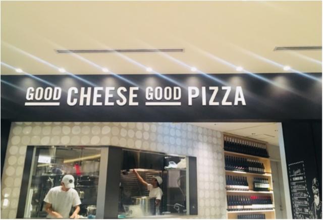 話題のスポット!日比谷ミッドタウンで過ごす華の金曜日〜GOOD CHEESE GOOD PIZZA〜_3