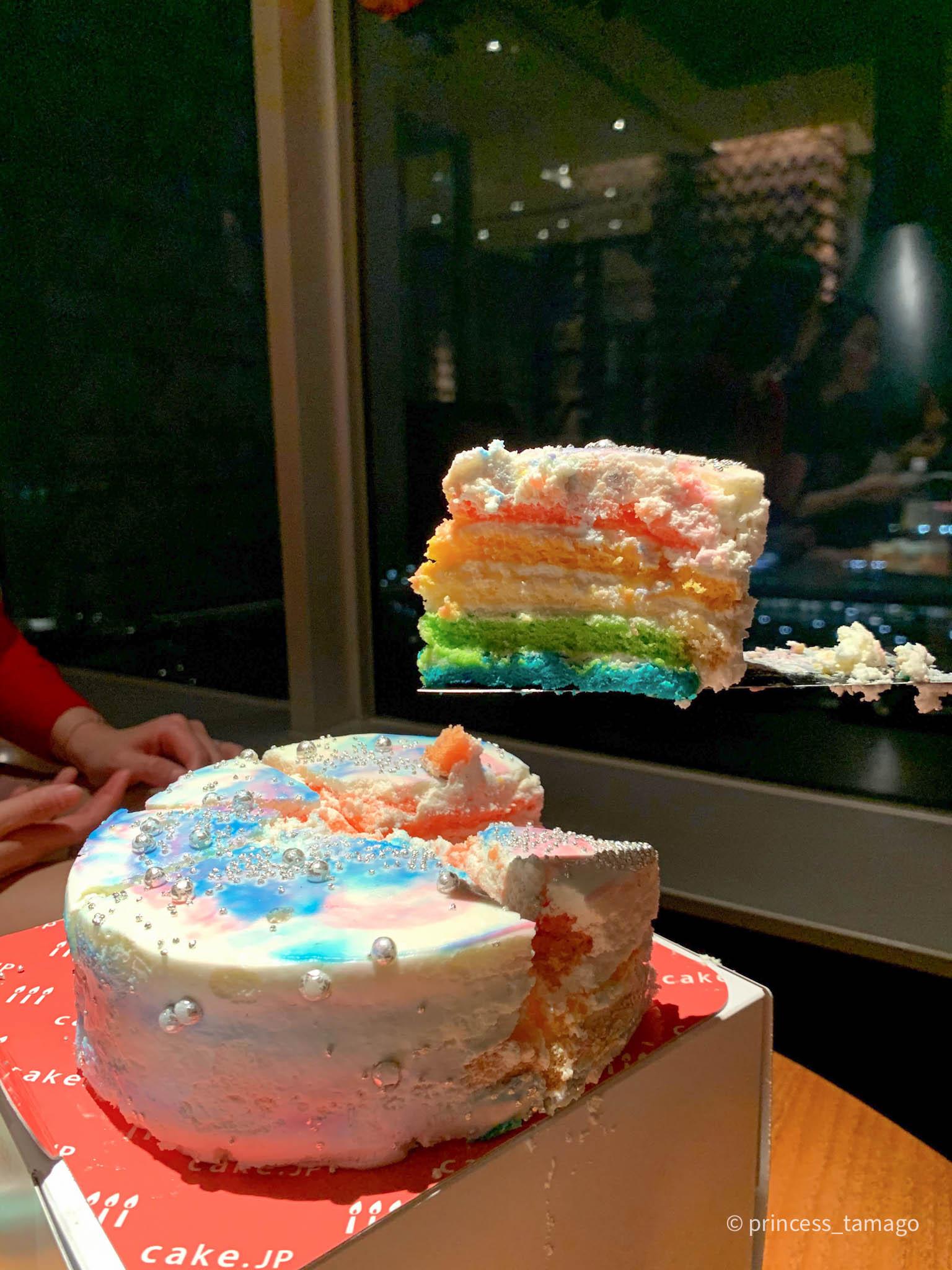 【インスタ映え間違いなし!】かわいいバースデーケーキをおうちでも♡_1