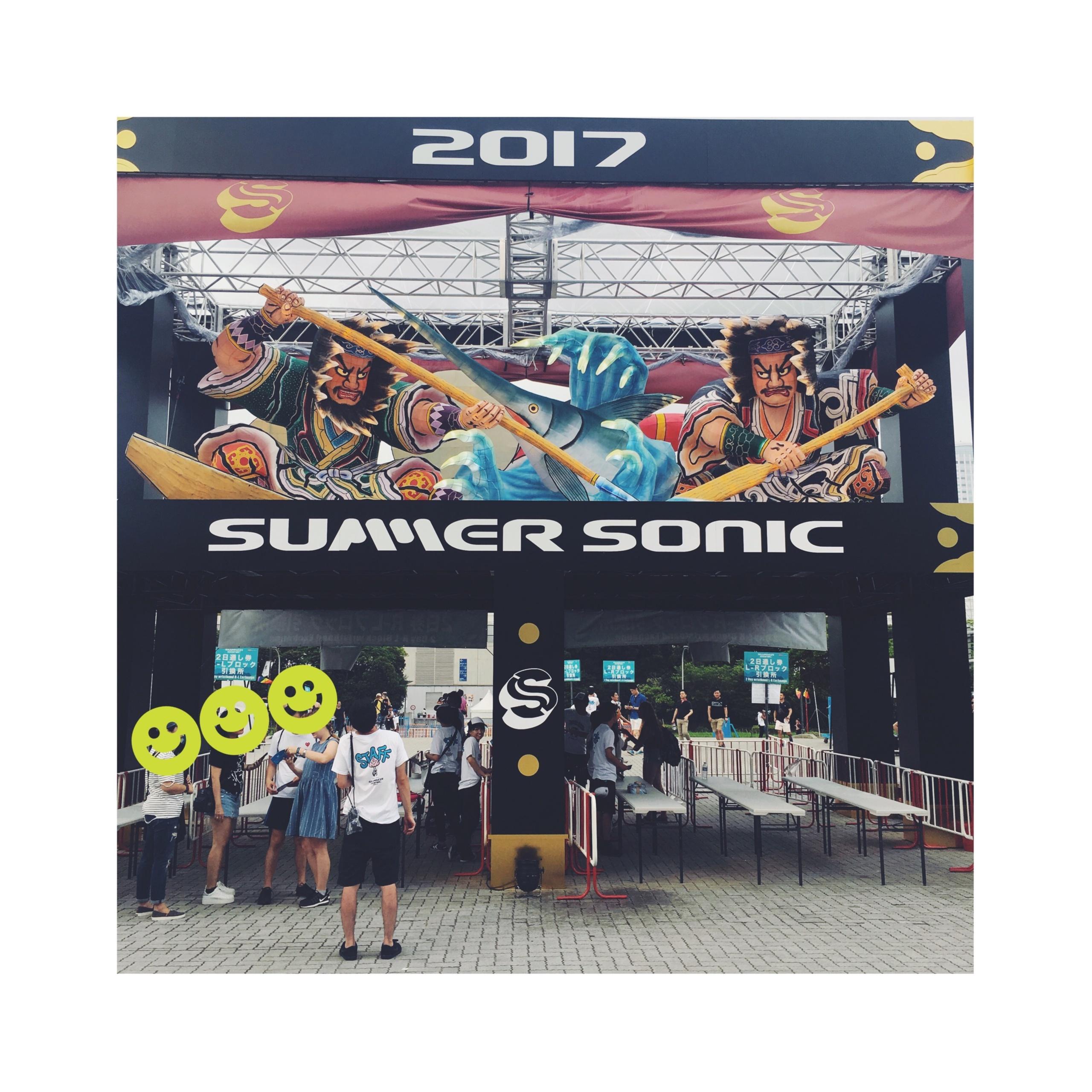 《★SUMMER SONIC★》【夏フェス】と言えば!サマソニ❤️私もデビューしてきました✨_1