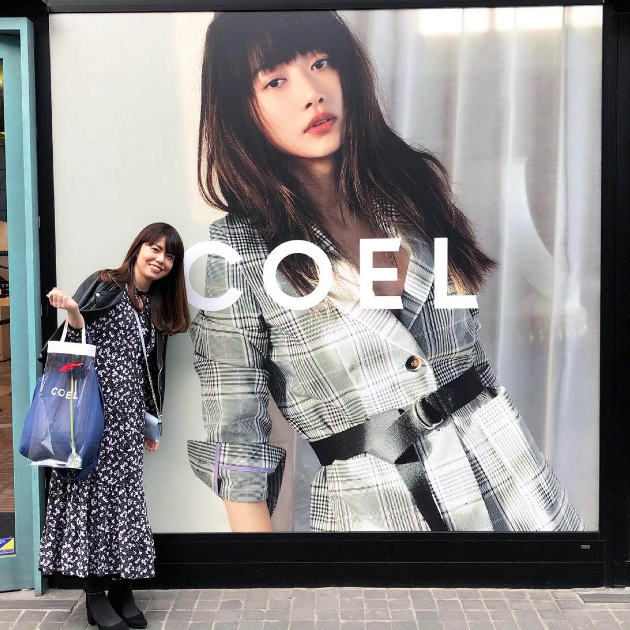 憧れのモデル*ヨンアちゃんにも会える!COEL 2019S/S RECEPTION EVENTに行ってきました♡_8