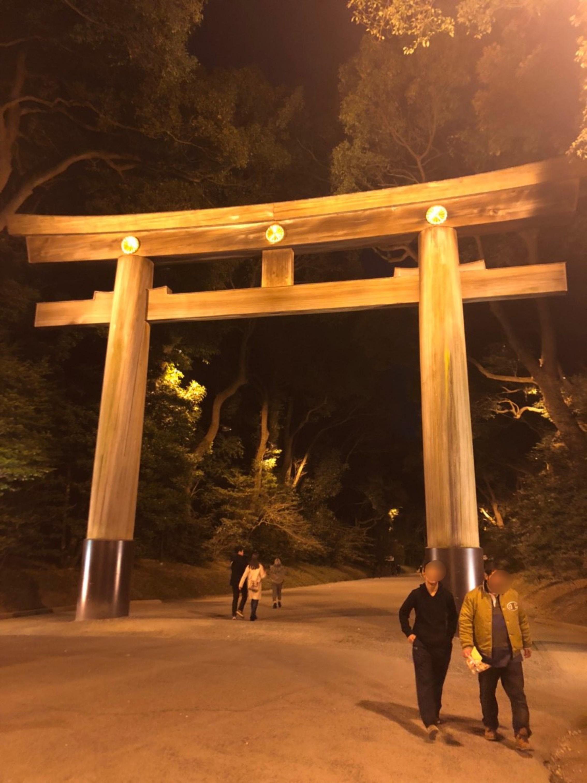 【初詣】神社3社にお参りにいってきました( ´∀`)_7