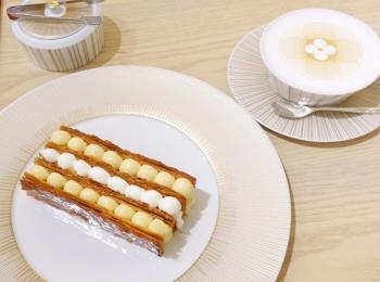大阪のおしゃれカフェ『LE CAFE V』のおすすめメニュー