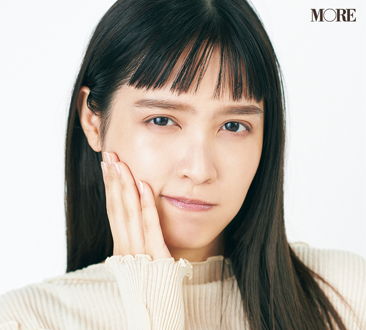 モデル・松本愛