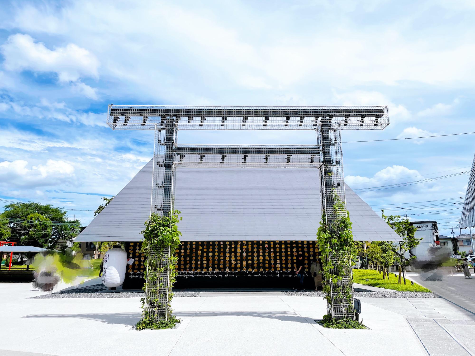 角川武蔵野ミュージアム周辺で、大人も楽しめる観光スポット周遊♪_6