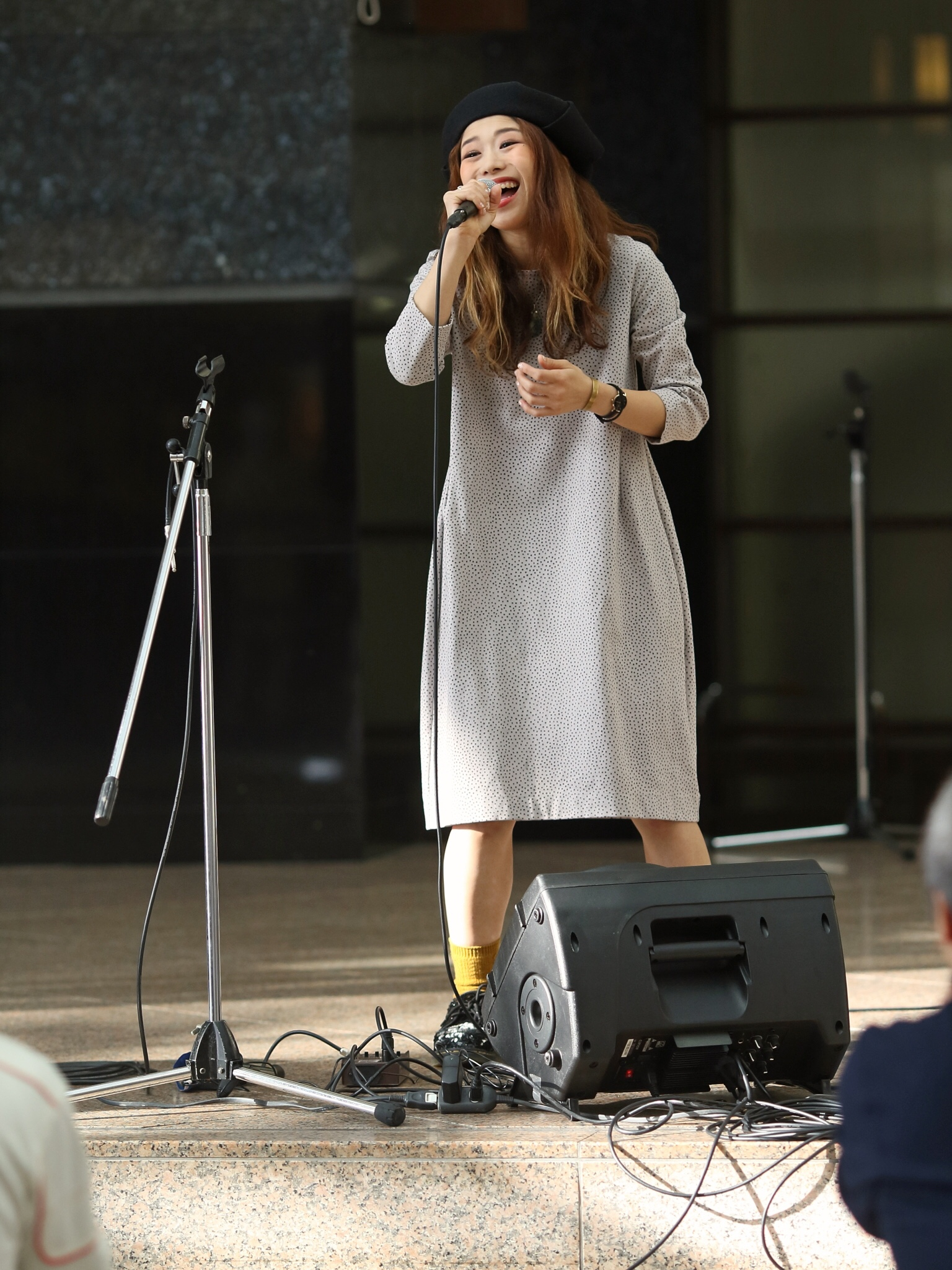 【秋から冬服へ】シンガーソングライターうたうゆきこのLive photo【ファッション】_3