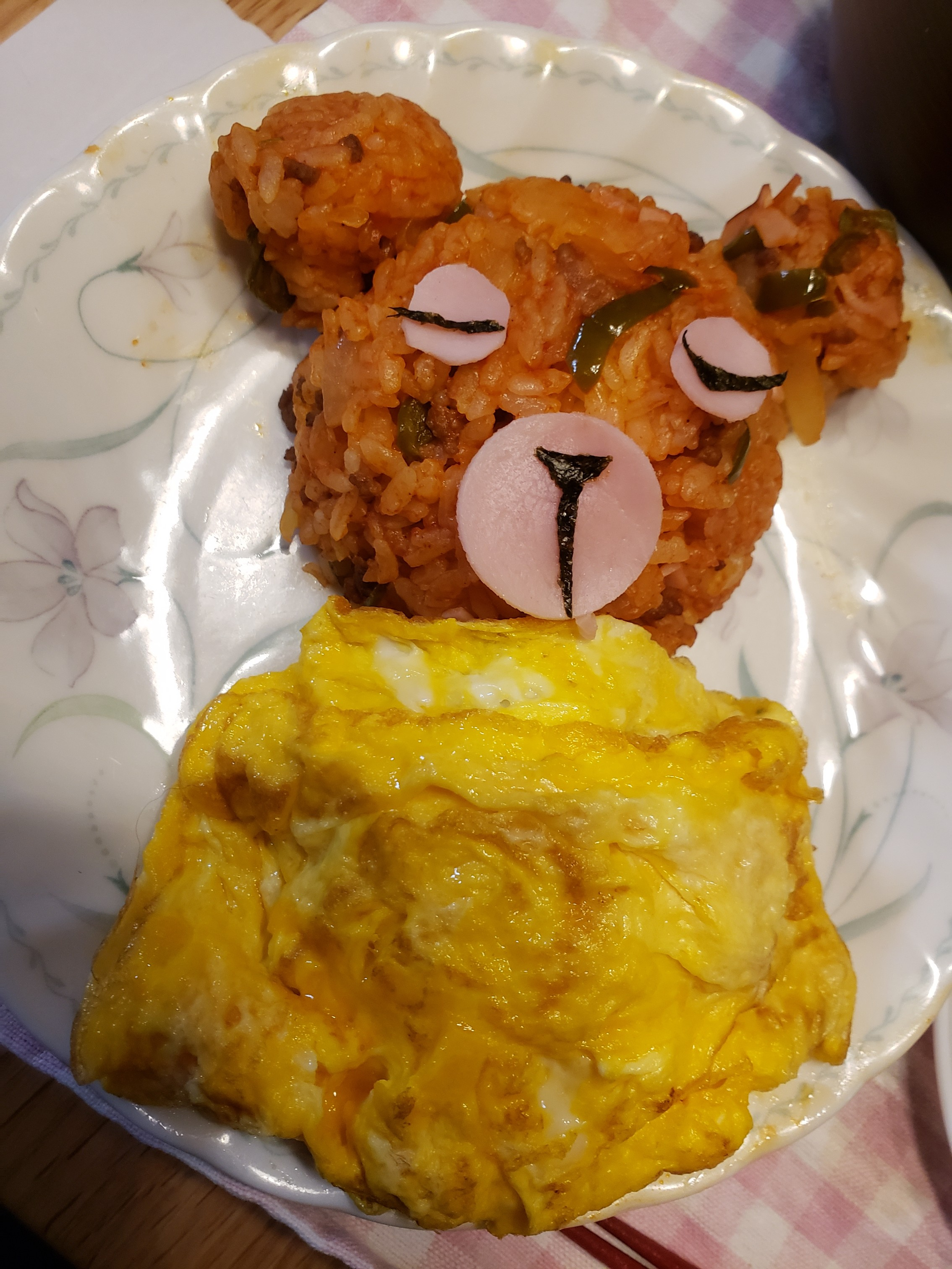 【可愛すぎるディナーを】何万年ぶり!?笑 に料理したまぐの簡単かわいいご飯♡_2