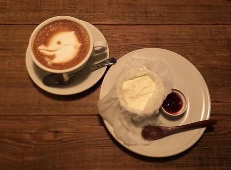 @神戸【センスが光るお洒落カフェ♡】新感覚?!レアチーズケーキがうまい_2