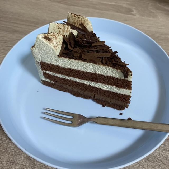 【新商品】チョコミン党のためのケーキ見つけました!《不二家》_2