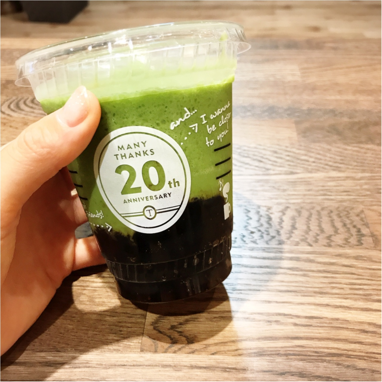 """【タリーズ新作】ぷるちゅる食感♡""""コーヒーゼリー&抹茶スワークル""""もう飲んだ?_3"""