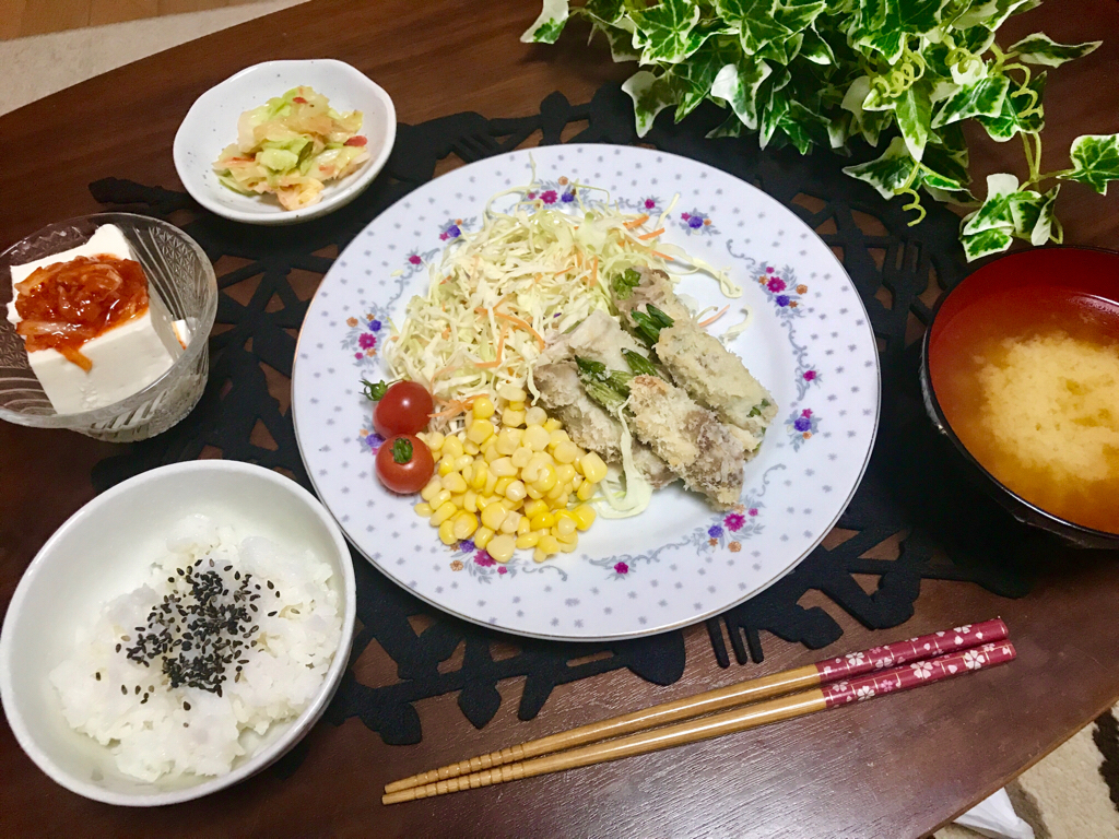 【今月のお家ごはん】アラサー女子の食卓!作り置きおかずでラクチン晩ご飯♡-Vol.2-_3