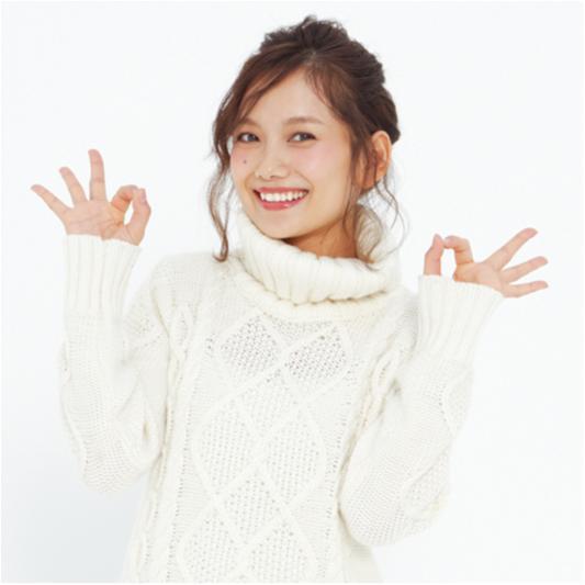 【武智志穂Presents】冬から春に上手にシフトできる「旬小物×ヘアメイク」ーメガネ編ー_1