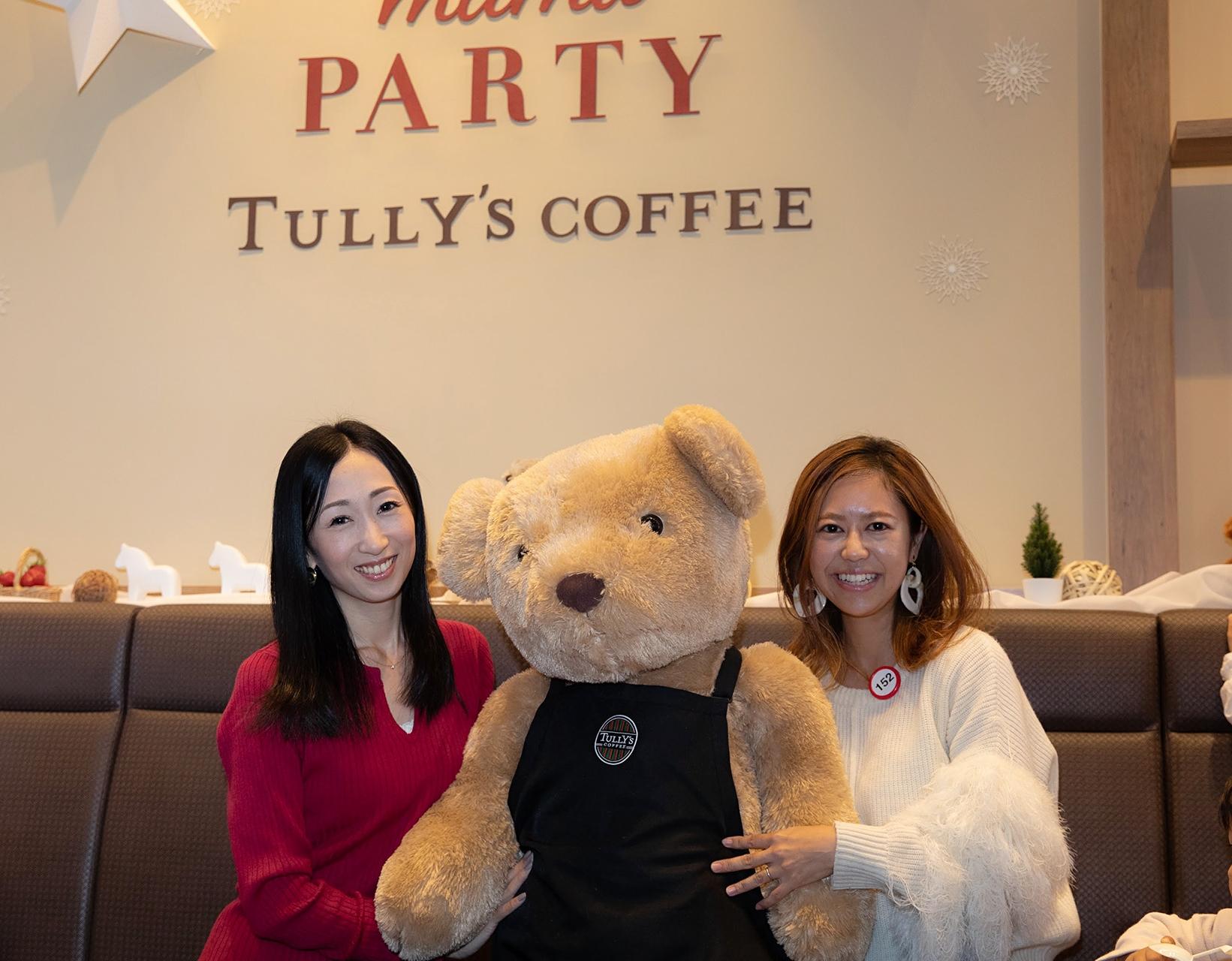 【11/13open】南町田グランベリーパークのTULLY'S COFFEEへ一足先におじゃましました【東京ママパーティー】TULLY'S COFFEEのホリデーシーズンのメニューを堪能!_12