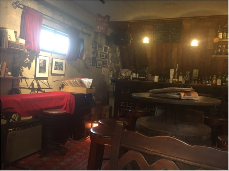 【銀座グルメ】画材屋さんの隠れ家スイーツ?!月光荘監修のカフェ『月のはなれ』で楽しむ『お月様のレモンケーキ』♡_5