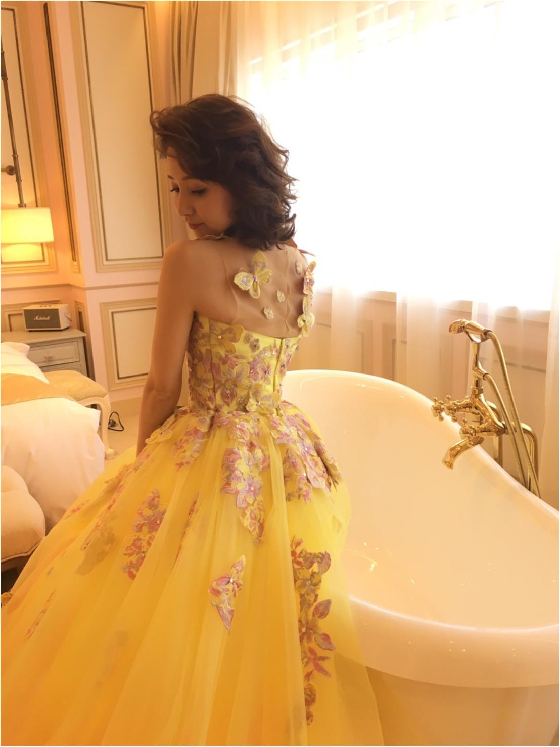 結婚式特集《ウェディングドレス編》- 20代に人気の種類やブランドは?_7