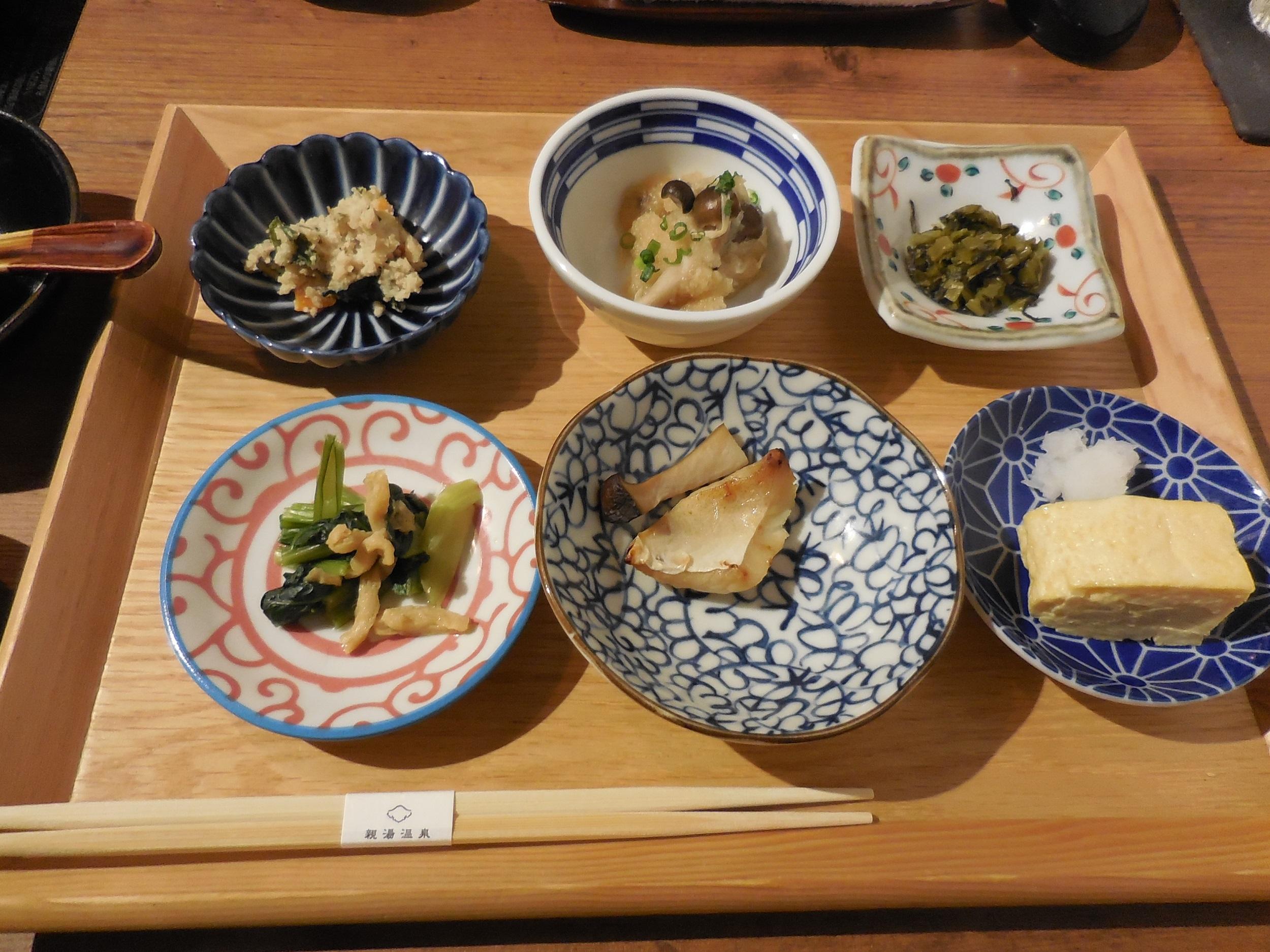 【信州・蓼科】豆皿でいただく絶品朝食_1