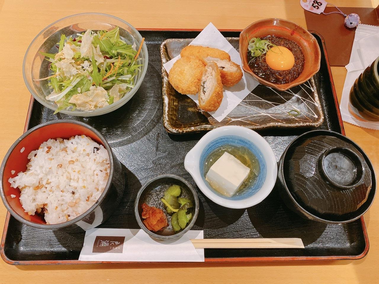 【新宿ランチ】まるで京都にいるみたい!京都嵐山《良彌》の絶品ランチを実食♡_4