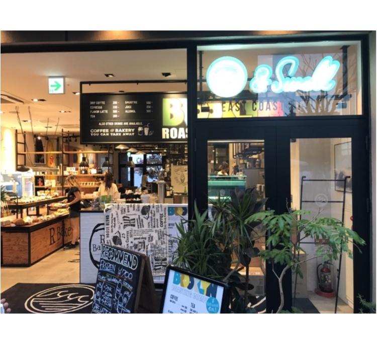 【FOOD】みなとみらい⚓︎マリンウォーク内❤︎SURF GIRLにおすすすめカフェ!& Swell_1