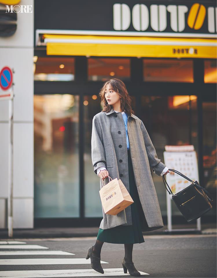 【2020】冬のオフィスカジュアル特集 - ユニクロなど20代女性におすすめの人気ブランドの最新コーデまとめ_57
