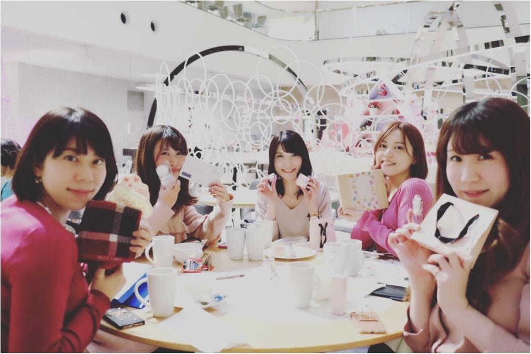 ♡モアハピ女子会!ヒルトン東京ベイのピンクだらけの可愛すぎるブッフェがお得すぎる♡_7