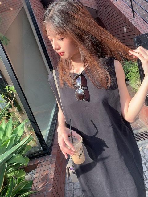ワンピース1枚で大人かわいいプチプラコーデ♡_6